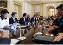 Συνεδριάζει το υπουργικό συμβούλιο υπό τον πρωθυπουργό Κυρ.Μητσοτάκη