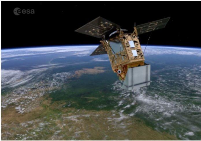 Ο δορυφόρος-κατάσκοπος της κλιματικής αλλαγής (video)