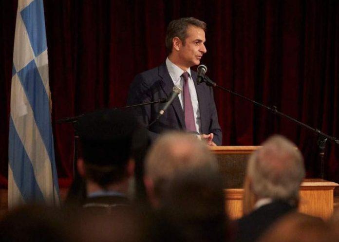 Ο πρωθυπουργός ενημερώνει τους πολιτικούς αρχηγούς για τις εξελίξεις στα εθνικά θέματα