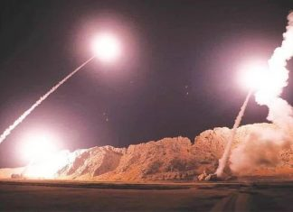Επίθεση του Ιράν εναντίον βάσεων των ΗΠΑ στο Ιράκ - Εκτοξεύτηκαν «τουλάχιστον 35 πύραυλοι»