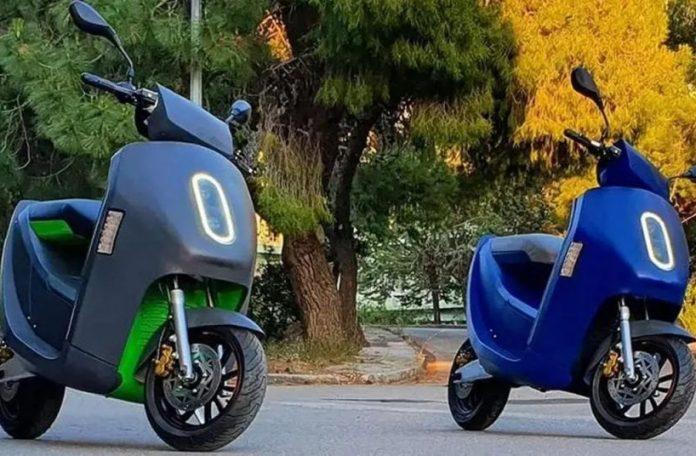 Το πρώτο ελληνικό σκούτερ, ηλεκτροκίνητο και «έξυπνο»