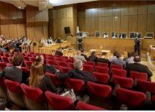 Δίκη Χρυσής Αυγής: Συνολικές ποινές ανακοίνωσε το δικαστήριο