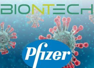 Έφθασε στον Καναδά η πρώτη παρτίδα του εμβολίου που ανέπτυξαν οι Pfizer/BioNTech