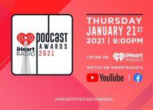 Χίλαρι Κλίντον, Γουίλ Φέρελ και Λαβέρν Κοξ στην online απονομή των iHeartRadio Podcast Awards του 2021 (vid)