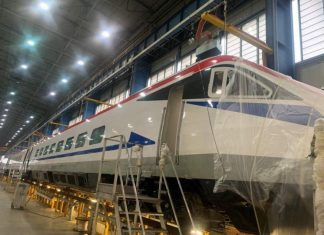 Έφτασε το «Λευκό Βέλος» της ΤΡΑΙΝΟΣΕ. Τα επόμενα βήματα μέχρι το πρώτο δρομολόγιο με επιβάτες της 25ης Μαρτίου