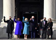 «Η δημοκρατία νίκησε», δηλώνει ο νέος πρόεδρος των ΗΠΑ Τζο Μπάιντεν