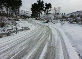 Meteo Αστεροσκοπείου: Η κακοκαιρία «Λέανδρος» ανέβασε έως το 30% τη χιονοκάλυψη της χώρας