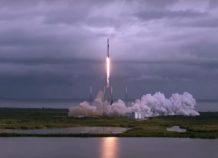Νέο παγκόσμιο ρεκόρ ταυτόχρονης εκτόξευσης 143 δορυφόρων από τη Space X